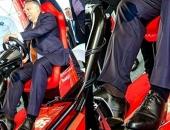 Aki surmó, az a pokolban is surmó – felemás zokniban adta át a zalai tesztpályát Magyarország miniszterelnöke