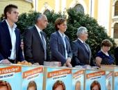Feszültségek a kecskeméti Fideszben, gyengülést mutat a mérésük