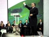 Orbán kordonok mögé bújva ment neki az Európai Uniónak