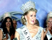 Döbbenet: 60 évesen tarolt a szépségverseny győztese
