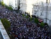 """""""Lehet, nem kell négy évet várni, hogy ezt a kormányt megbuktassák"""" – újabb hatalmas tüntetés Budapesten"""