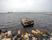 Egy üveg viszki után indult a Balatonnak a 13 éves gyerek –elájult, túlélte