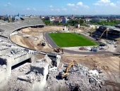 Elképesztő összegből épül meg a Puskás Stadion