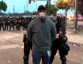 Élőben közvetítette a CNN, amint letartóztatják a stábját Minnesotában