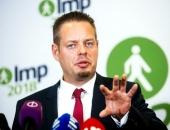 Kizárhatják az Európai Zöldek az LMP -t