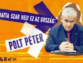 Polt hátán Polt: Az ügyészséget nem érdekli az uniós pénzek ellopása