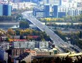 Óriási toronyházakat terveznek az Árpád híd tövébe