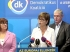 DK-tag lett Kálmán Olga – s rögvest a párt által delegált fővárosi alpolgármester munkatársa lett