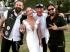 A Tankcsapda-legenda titokban megházasodott – Lukácsné 20 évvel fiatalabb