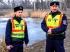 Kézzel törte a tó jegét a kislány megmentéséért a két rendőr